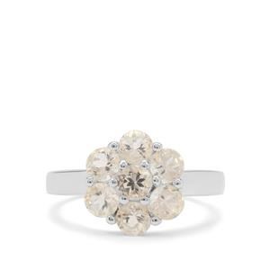 Serenite Ring in Sterling Silver 1.65cts