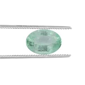 Siberian Emerald Loose stone  0.60ct