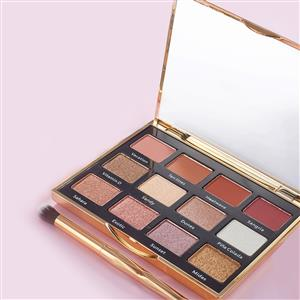 VISAGE Eyeshadow Palette - The Holiday Palette