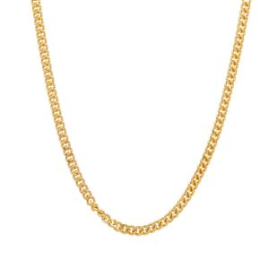 "30"" Midas Classico Diamond Cut Curb Chain 1.80g"
