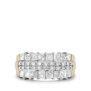 2ct Diamond 10K Gold Tomas Rae Ring