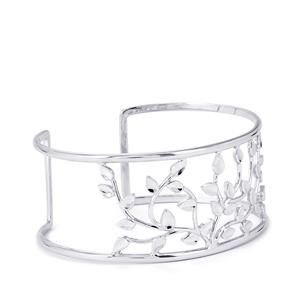 Cuff in Sterling Silver