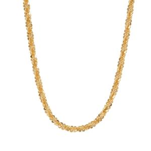 "18"" Midas Couture Criss Cross Chain 3.47g"