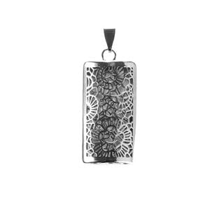 Sterling Silver Bayeux Pendant 2.41g