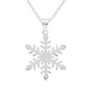 Pendant Necklace in Sterling Silver