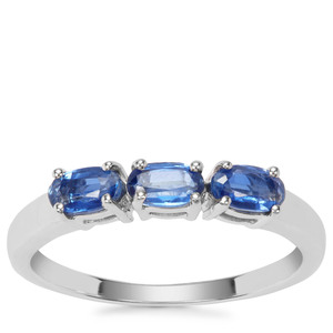 Daha Kyanite Ring in Sterling Silver 0.86ct