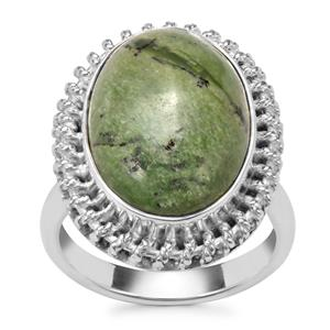 Chemin Opal Ring in Sterling Silver 8cts (F)
