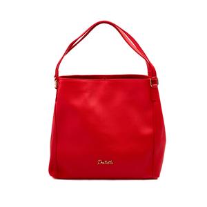 Destello Amy Handbag (Vegan Leather Colour RED)