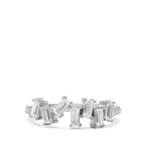 1.39ct Ratanakiri Zircon Sterling Silver Ring