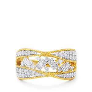 1/2ct Diamond Midas Ring
