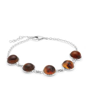 Montana Agate Bracelet in Sterling Silver 16.87cts