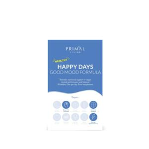 Happy Days Herbal Multivitamin Mood Supplement