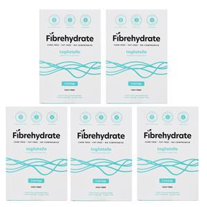 Pack of 5 Fibrehydrate Tagliatelle