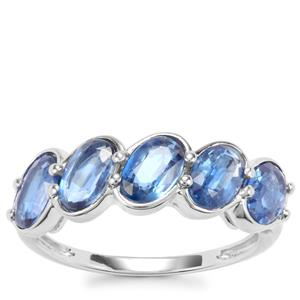 Daha Kyanite Ring in Sterling Silver 2.79cts