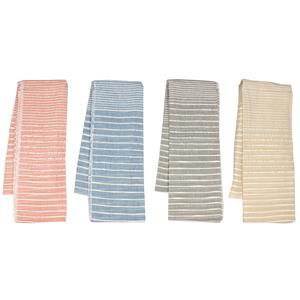 Destello luxury Sequin Cotton Summer Scarf (Choice of 4 Color)