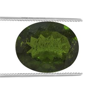 Chrome Diopside Loose stone  3.25cts