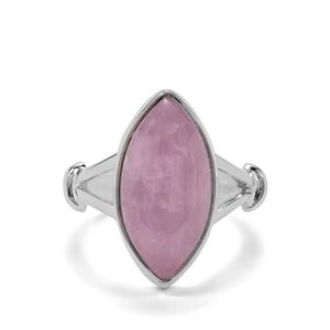 9.50ct Nuristan Kunzite Sterling Silver Aryonna Ring