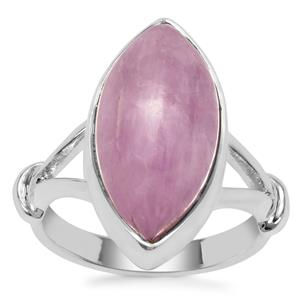 Nuristan Kunzite Ring in Sterling Silver 9.50cts