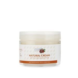 Natural Face Cream with Cocoa Butter 100g