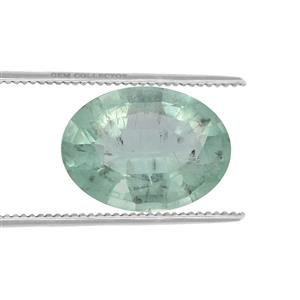 Ethiopian Emerald Loose stone  0.58ct