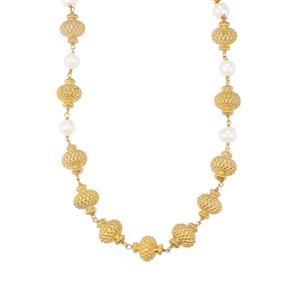 Kaori Cultured Pearl Midas Necklace