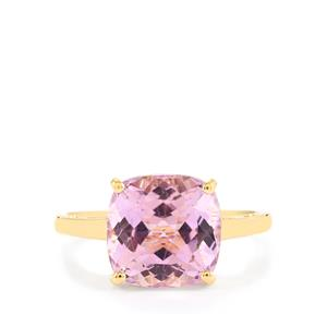 Mawi Kunzite Ring  in 14K Gold 5.61cts