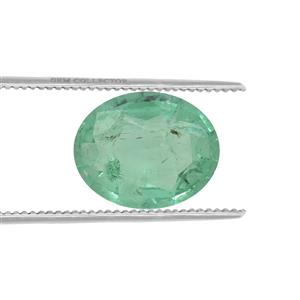 Ethiopian Emerald Loose stone  0.45ct