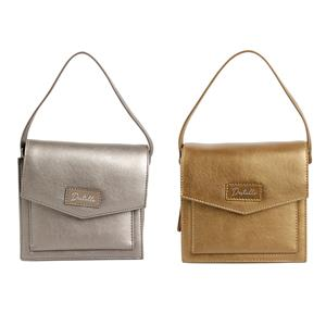 Daryl By Destello Grab luxe bag (Silver & Gold)
