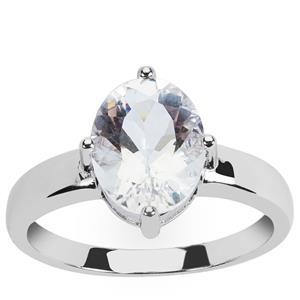 2ct Itinga Petalite Sterling Silver Ring