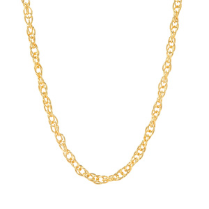 "36"" Midas Classico Prince Of Wales Chain 2.10g"