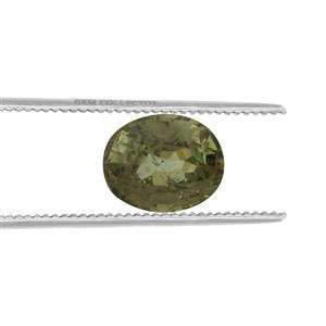 Ambanja Demantoid Garnet Loose stone  0.60ct