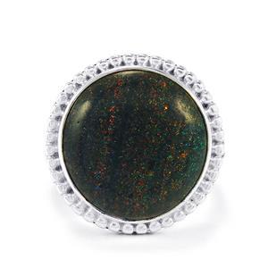 7.50ct Andamooka Opal Sterling Silver Aryonna Ring