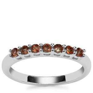 Sopa Andalusite Ring in Sterling Silver 0.31ct
