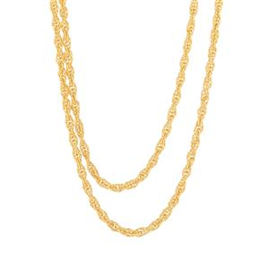 "24"" Midas Couture Bunch of Two Cordino Chain 4.18g"