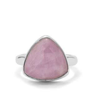 10.40ct Nuristan Kunzite Sterling Silver Aryonna Ring