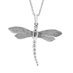 Timeless Elegance Pendant Necklace in Sterling Silver