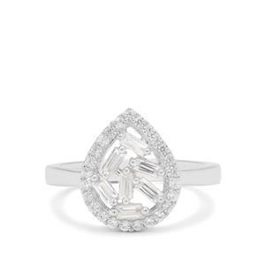 Ratanakiri Zircon Ring in Sterling Silver 0.80ct