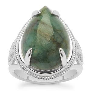 Santa Terezinha Ring in Sterling Silver 11.15cts