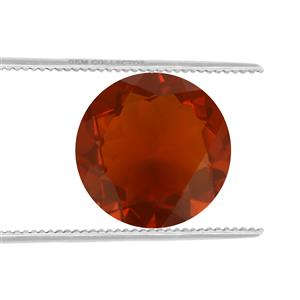 Strawberry American Fire Opal GC loose stone  5.35cts
