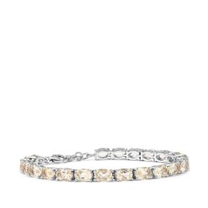 Serenite Bracelet in Sterling Silver 16.68cts