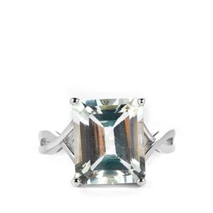 7.35ct Cullinan Topaz Sterling Silver Ring