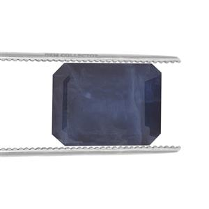 Ethiopian Blue Sapphire Loose stone  1.55cts