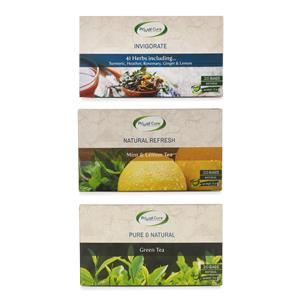 Primal Living Refreshing Tea Variety bundle