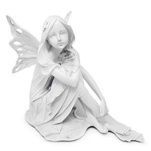 Gem Auras Large Fairy Garden Figurine