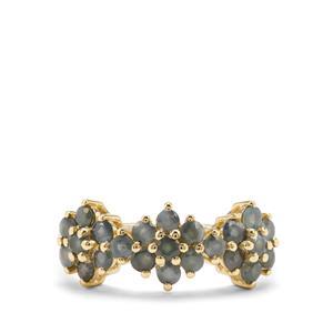 1.22ct Orissa Alexandrite 9K Gold Ring