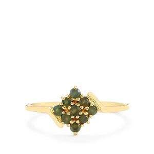 0.37ct Orissa Alexandrite 9K Gold Ring