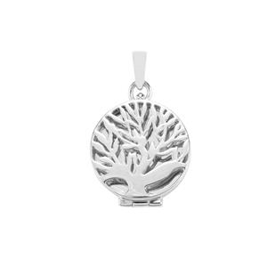 Tree of Life Interchangable Locket Pendant