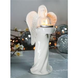 Guardian Angel Christmas Tealight Holder