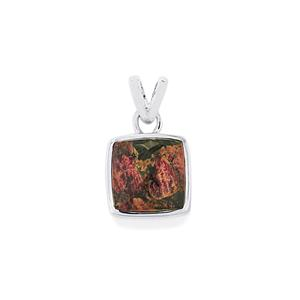 14.50ct Eudialyte Sterling Silver Aryonna Pendant