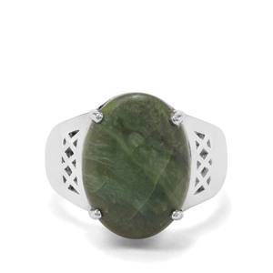 6.50ct Chemin Opal Sterling Silver Aryonna Ring